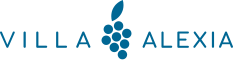 Villa Alexia Logo Footer